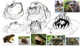 The Angry Frog