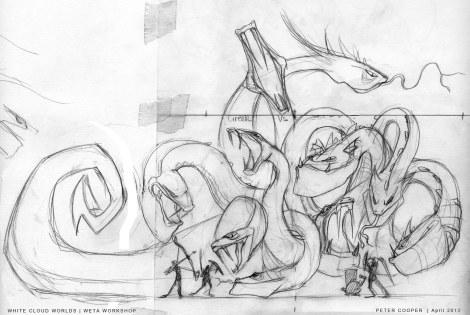 Hydra sketch