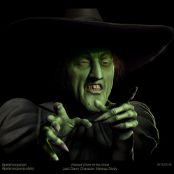 Fanart   Wicked witch of the west