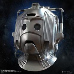 Fanart | Cybermen Helmet