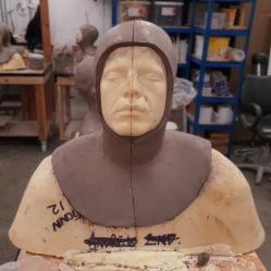 Sculpture Bust prep