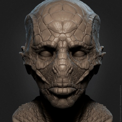 Creature Concept | Repilian