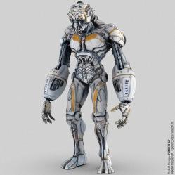 Character Concept   Robot Mech