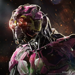 Character Concept | Robot Mech