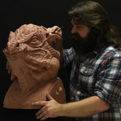 Character Bust (2016)